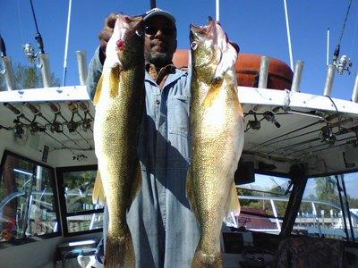 Drift Fishing Basics For Walleye On Lake Erie