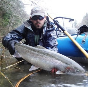 Hoh River Fly Fishing