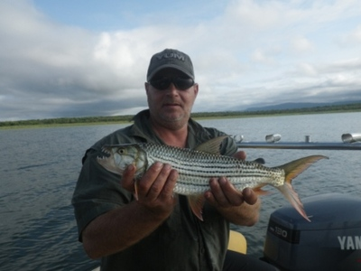 Lake Jozini Tiger Fish