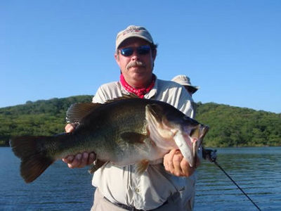 Lake Baccarac Bass