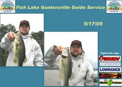 Guntersville Fishing Report on Fishing Report  Lake Guntersville