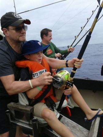 Game Fishing in Durban
