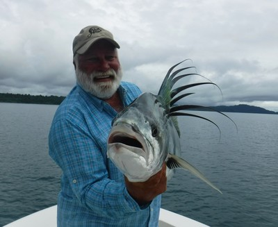 Tarpon and Redfish fun in Sebastian and lots of fun in Panama !