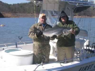 Fishing carter lake ga for Carters lake fishing report