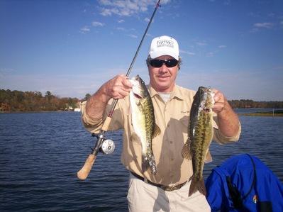 Bass are biting on logan martin lake for Logan martin lake fishing report