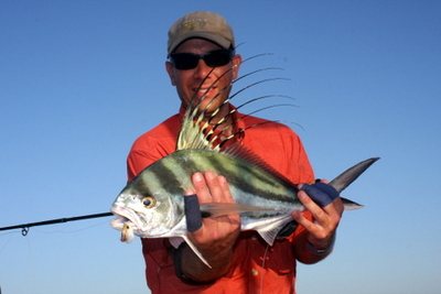 Another great Baja rooster fish