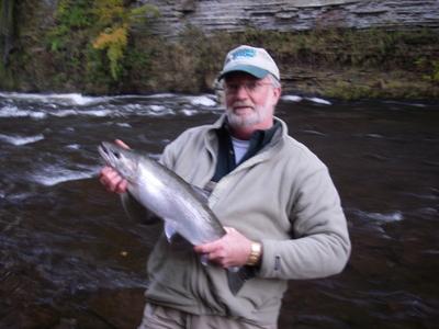 Salmon river oak orchard niagara river fishing report for Niagara river fishing report
