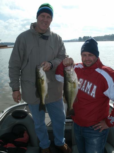 Logan martin lake is down 5 feet but the bass are still for Logan martin lake fishing report