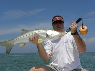 Big Clearwater Snook