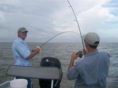Hot days hot fishing for Toledo bend fishing report joe joslin