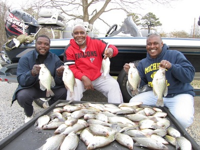 Weiss lake guide service report february 23rd 2011 for Weiss lake fishing report