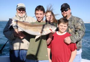 Redfish action for everyone
