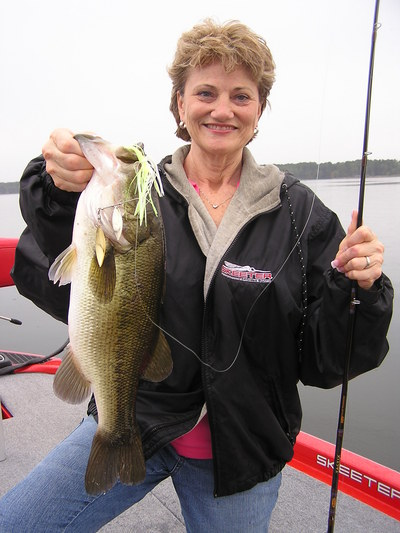 Toledo bend bass explode for Joe joslin fishing report