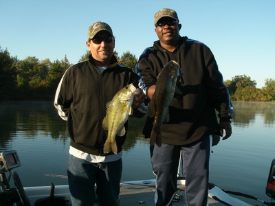 A topwater caught, Wheeler lake three pound largemouth bass and four pound smallmouth bass!