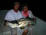 Big Snook In Fort lauderdale