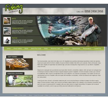 Free Fishing Templates